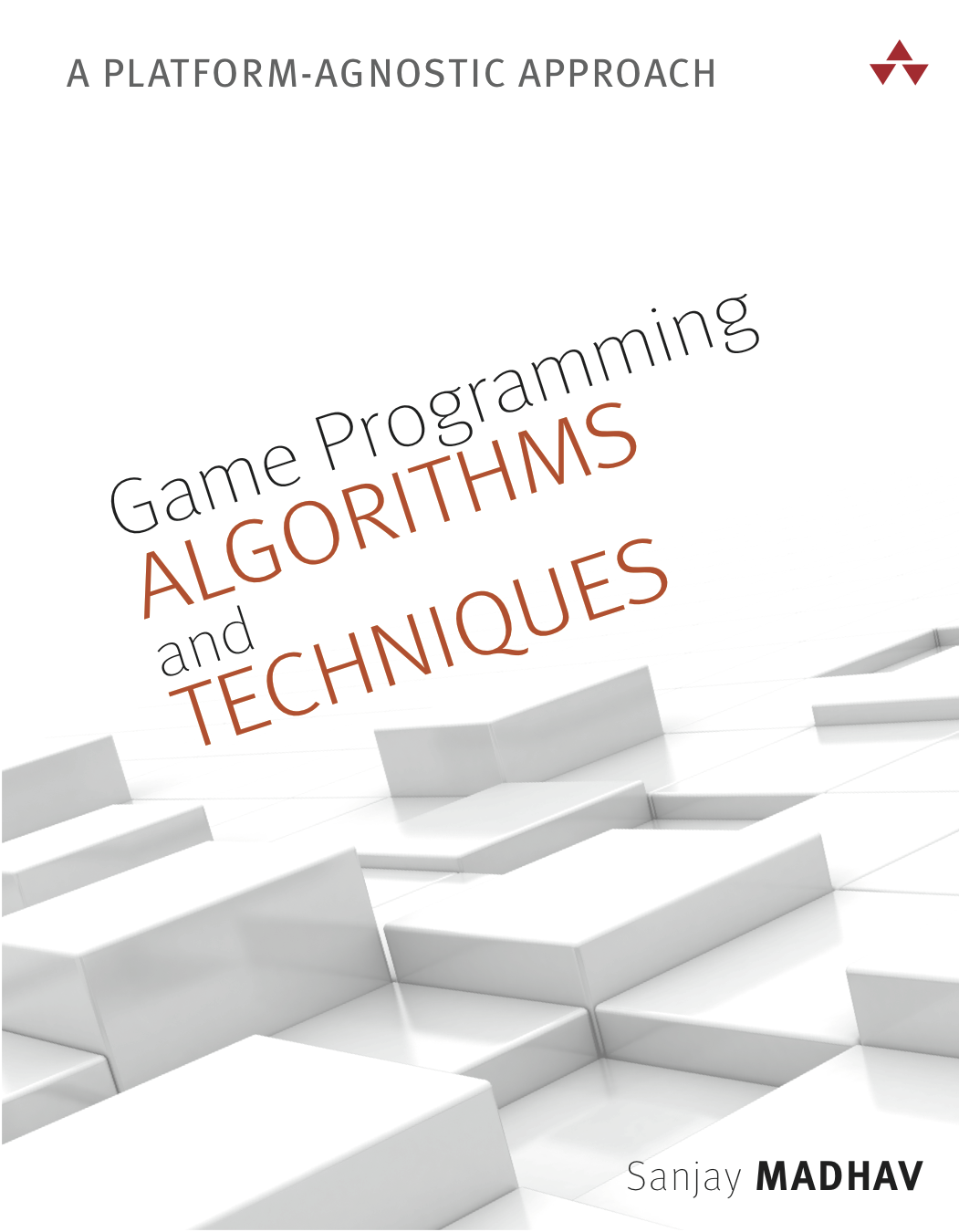 Book cover title game programming