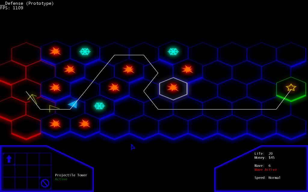 Screenshot of __Defense